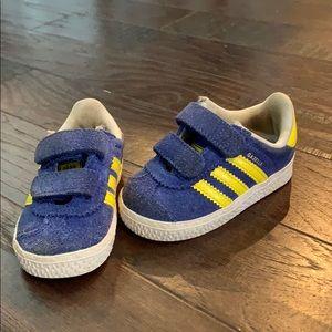 Toddler Adidas Gazelle Sneakers